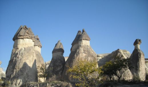 перибаджасы Пашабаг Каппадокия