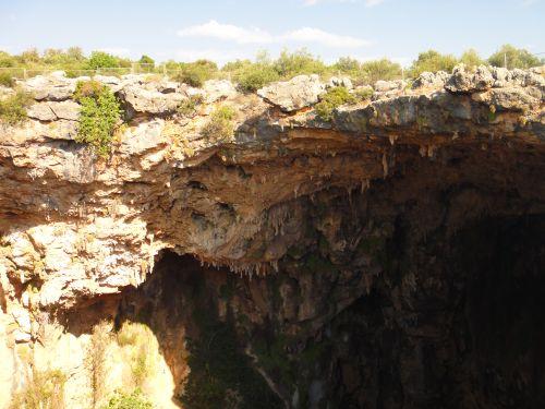 карстовый провал пещера Ад Джехеннет Пещеры Рай и Ад, Астма