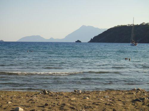 один из пляжей фазелиса