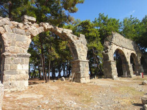 акведук Фазелис