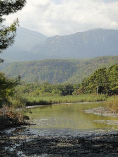 Фазелис озеро
