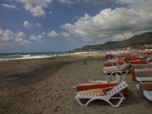 пляж Клеопатра в Аланье