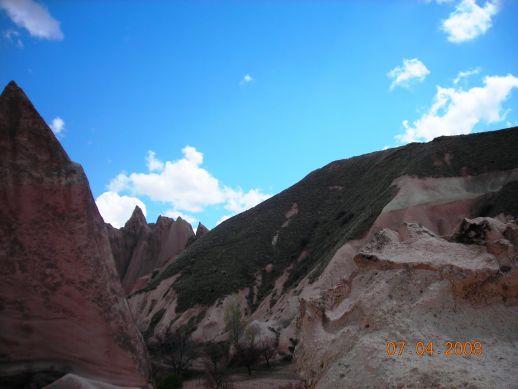 Долина Красная Каппадокия