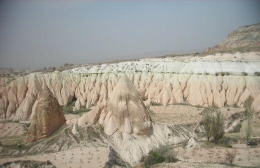 Розовая долина Каппадокия