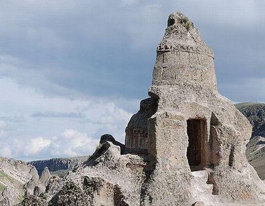 Соганлы долина Каппадокия Турция