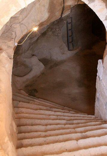 Подземный город Саратлы Каппадокия