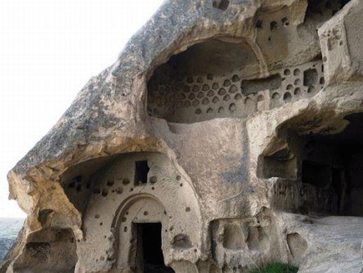 Селиме долина Ихлара Каппадокия