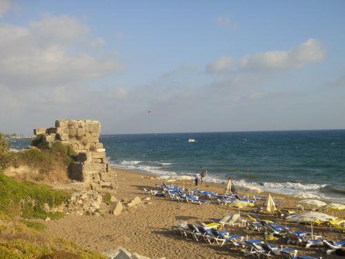 пляжи на полуострове Сиде