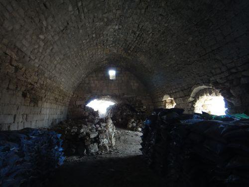 башня крепость силифке