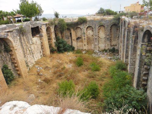 силифке водохранилище цистерна