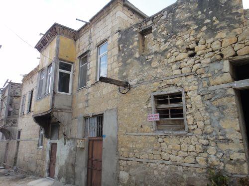 старые дома в Силифке