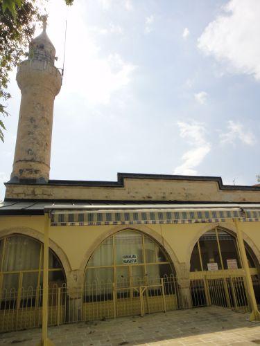 силифке мечеть алааддин