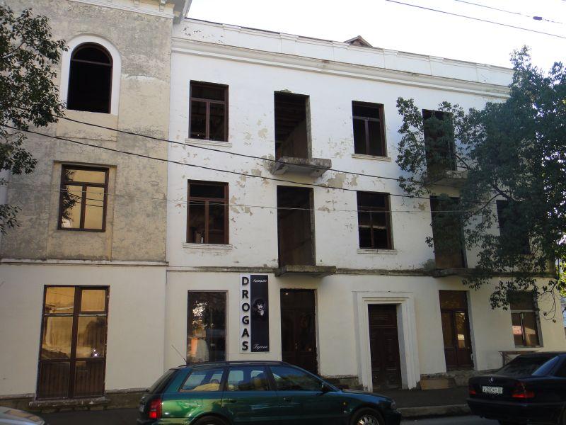 здания Сухума Абхазия