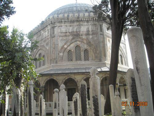 кладбище мечеть сулеймание