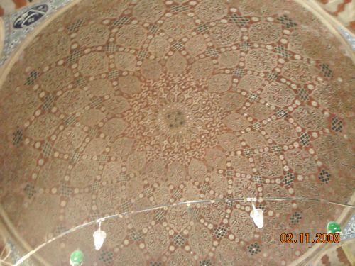 купол гробница Сулеймана мечеть сулеймание