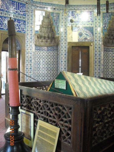 мечеть сулеймание гробница Роксаланы Хюрем
