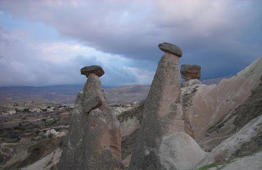 Туры и экскурсии в Каппадокии