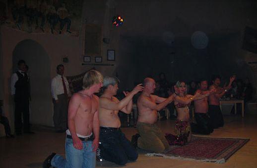 Туры и экскурсии по Каппадокии. Турецкая ночь в Каппадокии