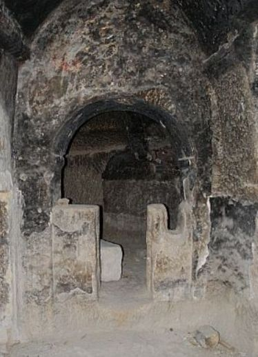 Учхисар  Каппадокия