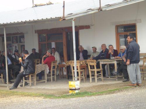 Узунджабурч uzuncaburc чайный дом