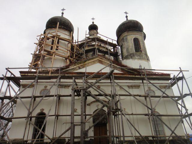 Спасс Косицы храм Преображения Господня