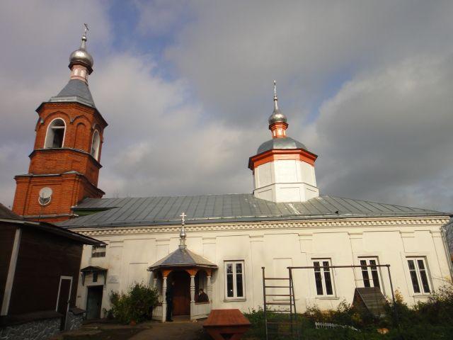 Верея церковь Покрова Богородицы