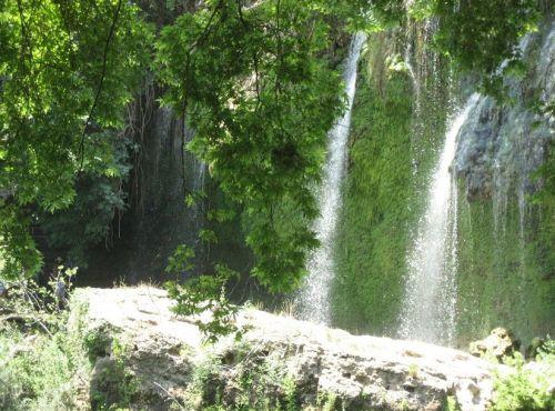 водопад куршунлу kursunlu selalesi