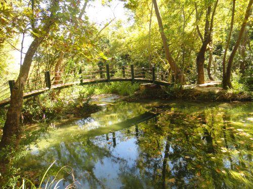 парк мосты водопад куршунлу kursunlu selalesi