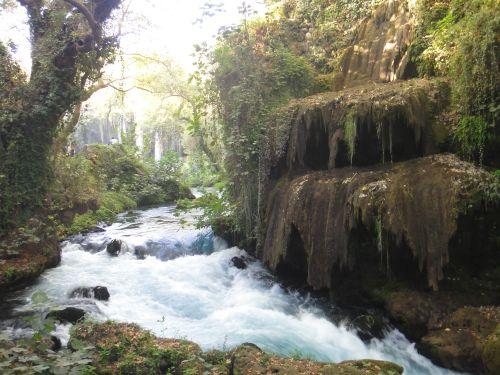 по пути к водопаду верхний дюден анталья