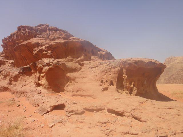 17 дней по Иордании с севера на юг без авто