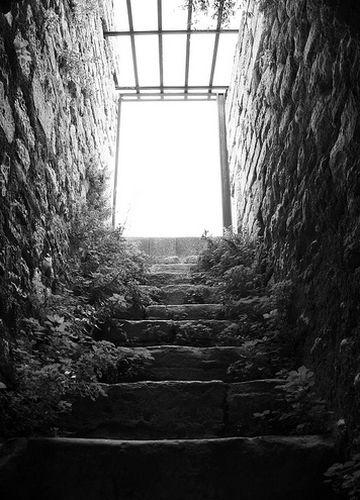 Лестницы в башни Едикуле Йедикуле