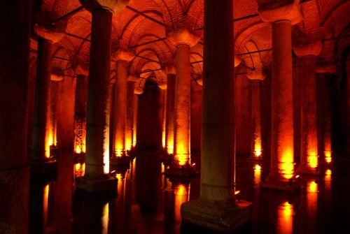 Цистерна Йеребатан Стамбул