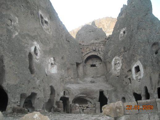 Долина Соганлы Каппадокия Турция