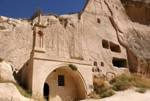 мечеть в Зельве Каппадокия